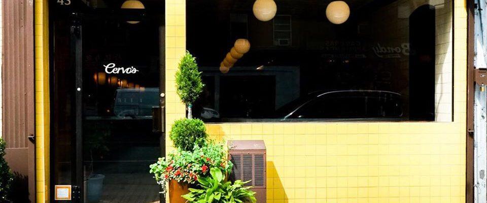 Cervo's, New York