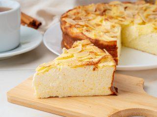 Cheese apple pie: due torte in una