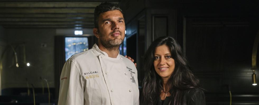 All'Oro a Roma: storie di sala e di cucina