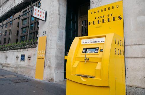 A Londra un distributore eroga prosecco (ma il Consorzio non è contento)