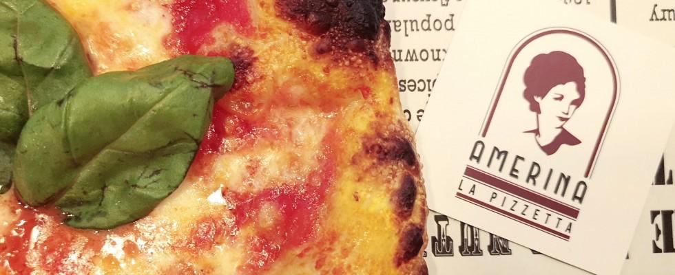 Amerina, la pizzetta che conquista Roma
