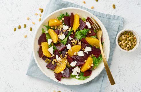 Insalate con le arance - La Cucina Italiana