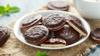Jaffa cake: tortine inglesi