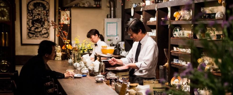 Che cosa sono i kissaten giapponesi?
