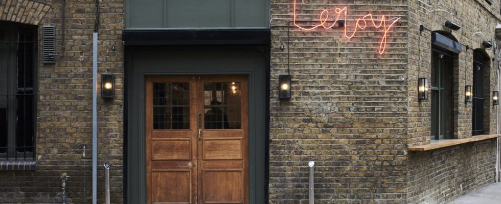 Leroy, Londra