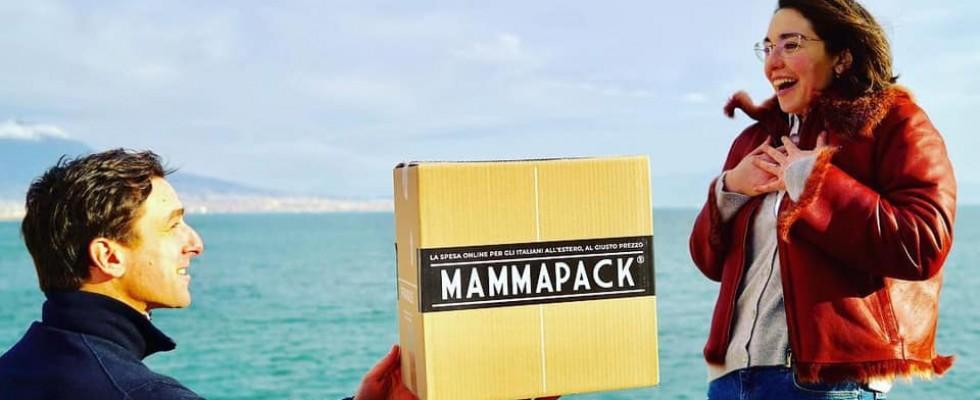 """MammaPack, la start-up che organizza il """"pacco da giù"""" per i fuorisede"""