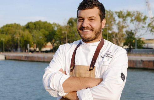Giovani chef e tradizione: Marco Claroni