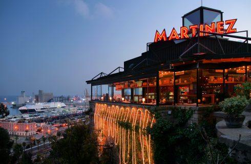 Restaurant Martinez, Barcellona