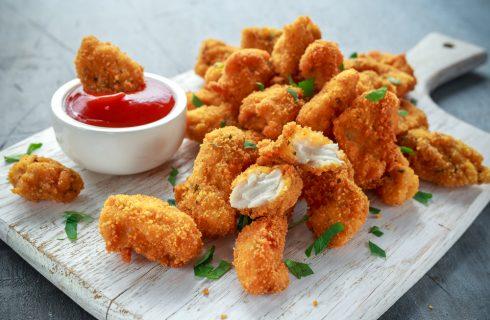 Polletti: frittelle di pollo