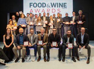 Food&Wine Italia Awards: ecco i vincitori della prima edizione