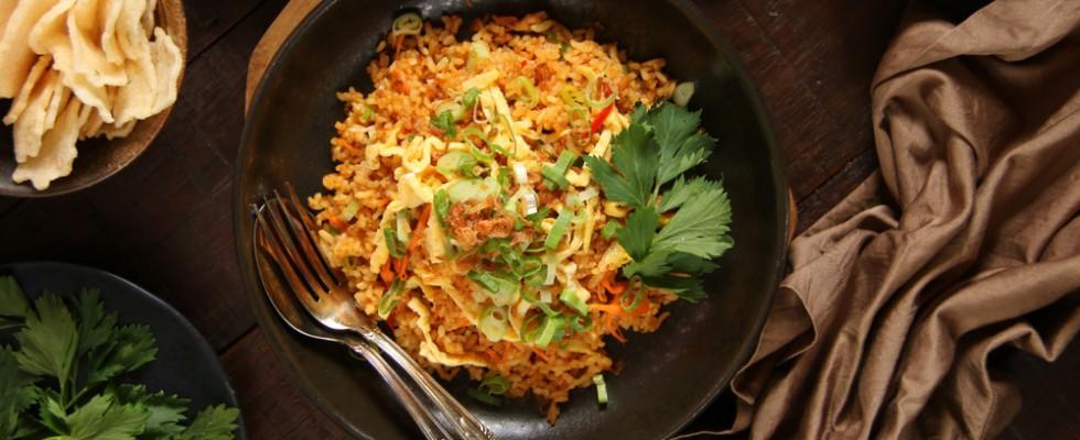 Nasi Goreng: come cucinare il riso fritto indonesiano