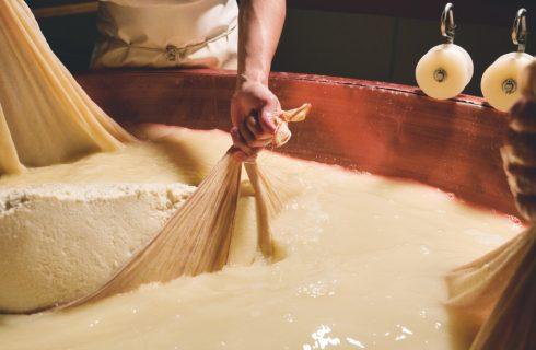 Vuoi imparare a fare il Parmigiano Reggiano? Ecco come