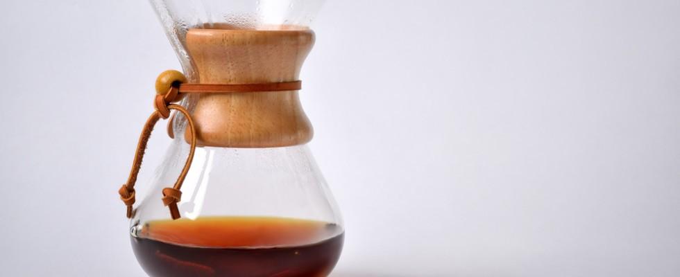 Strumenti per il caffè: cos'è il Chemex