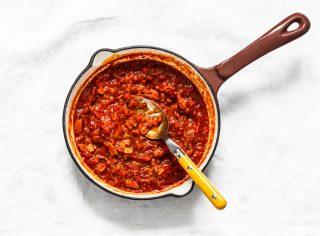 7 consigli per mangiare il sugo all'Amatriciana senza pasta