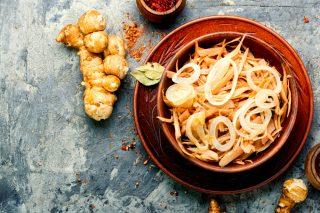 Piatti insoliti: 5 ricette con il topinambur