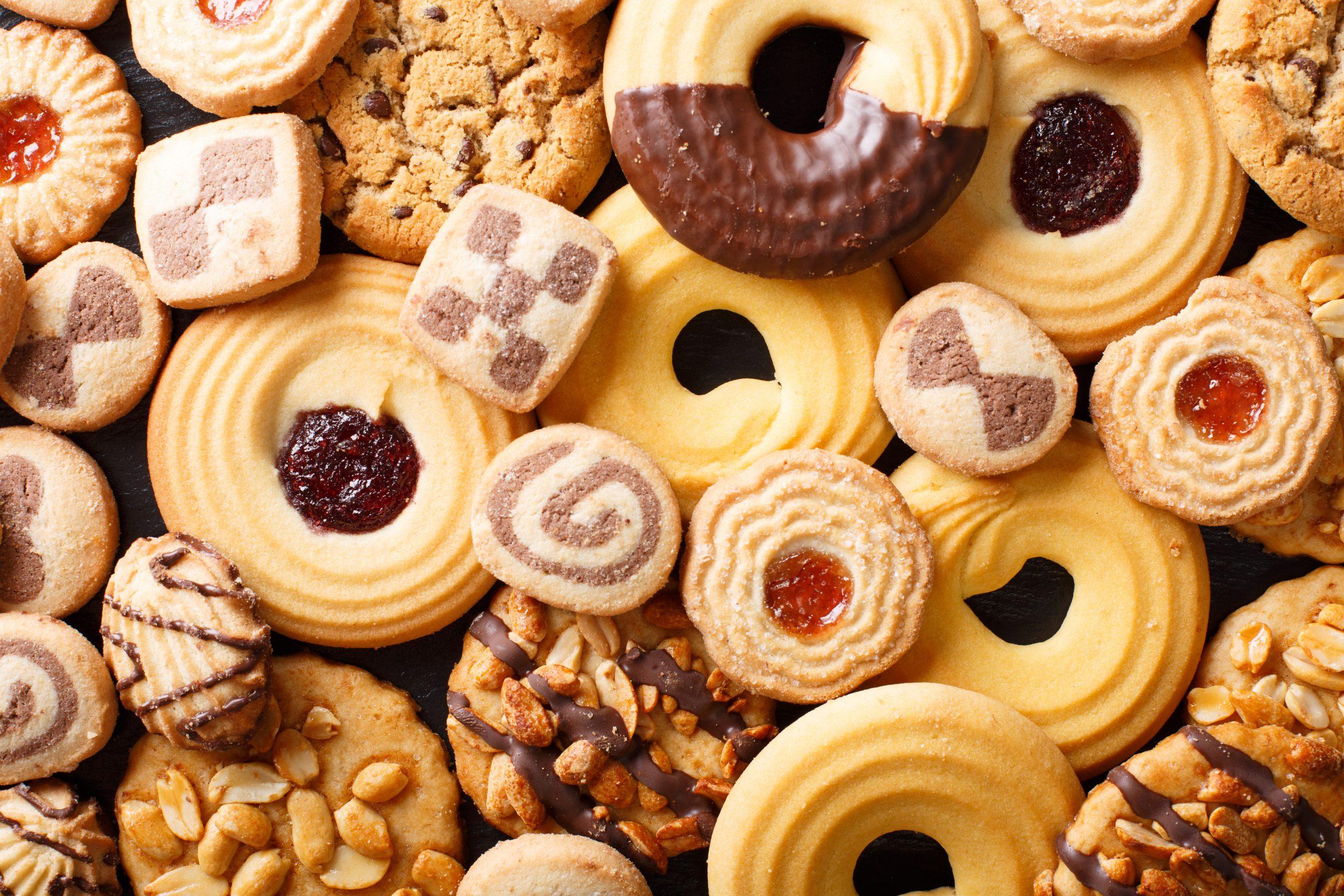 Ricetta Biscotti Al Burro Olandesi.20 Straordinari Biscotti Dal Mondo Agrodolce