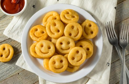 Smile di patate