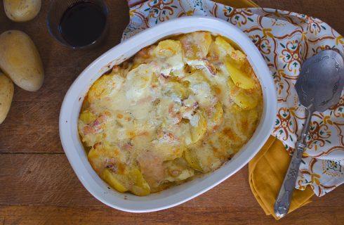Tartiflette, le patate dell'Alta Savoia