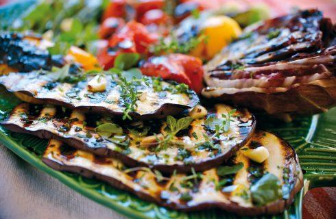 Verdure alla piastra