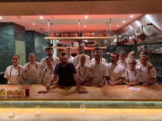 In Turchia la cucina di ricerca ha qualcosa da dire: Turk di Fatih Tutak