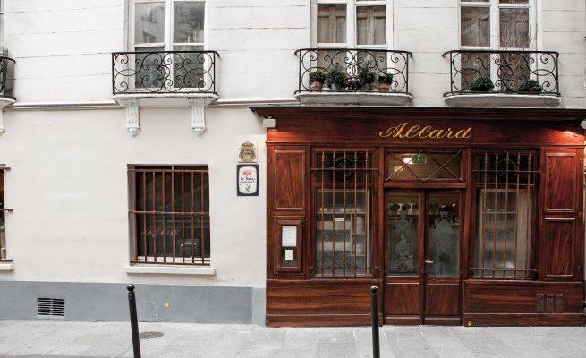 Allard, Parigi