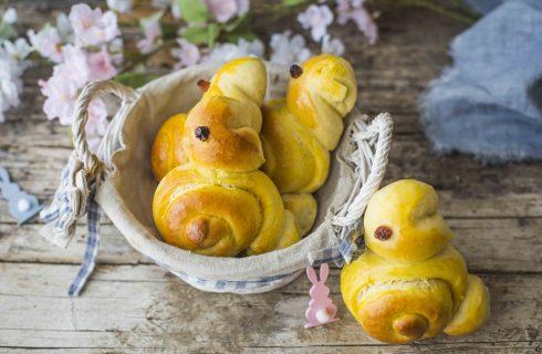 Coniglietti di pan brioche: è quasi Pasqua