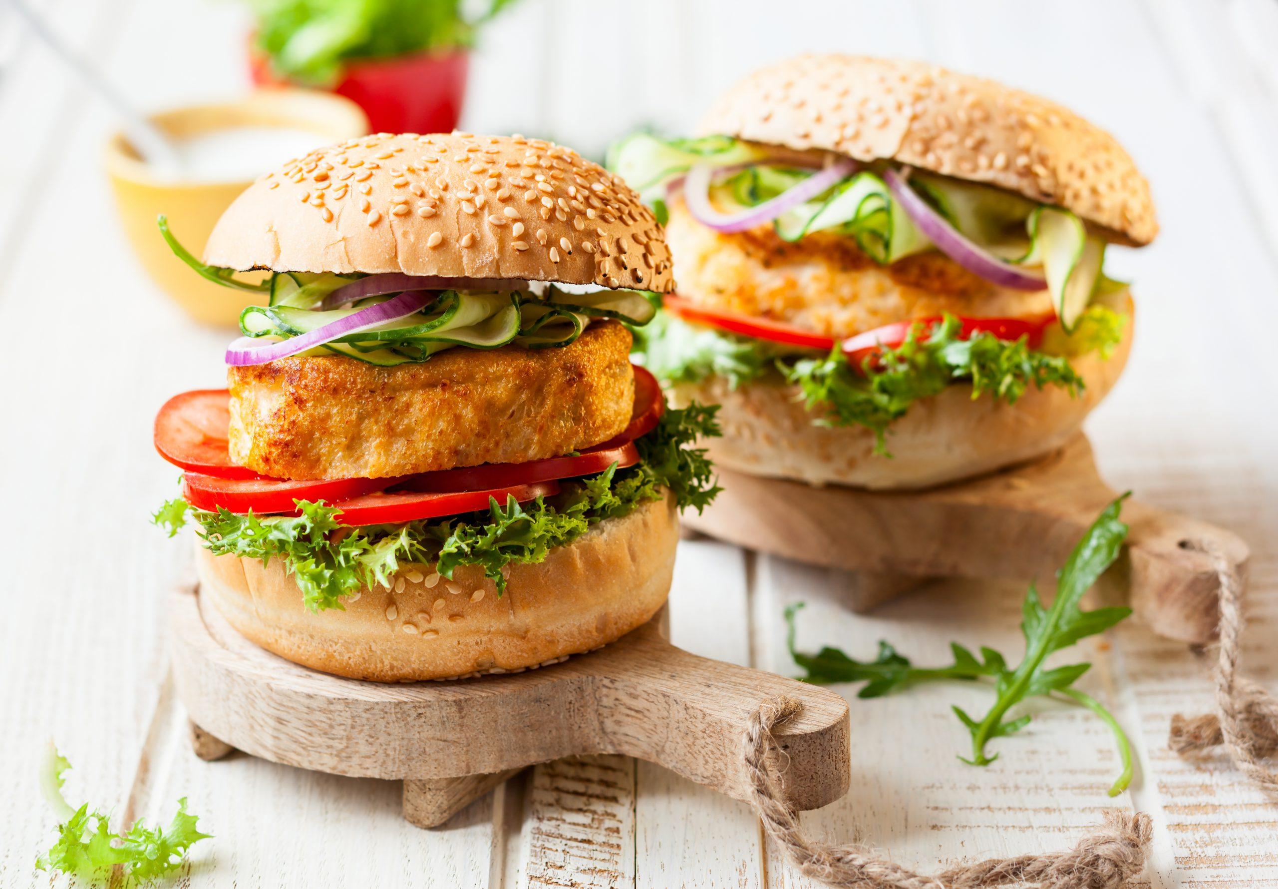 Ricetta Hamburger di pesce | Agrodolce