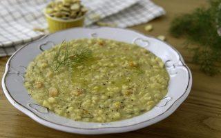Macco di fave siciliano