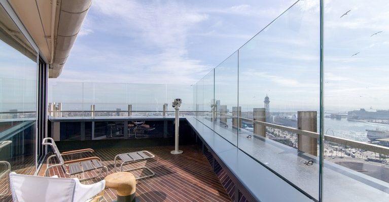 Marea Alta, Barcellona