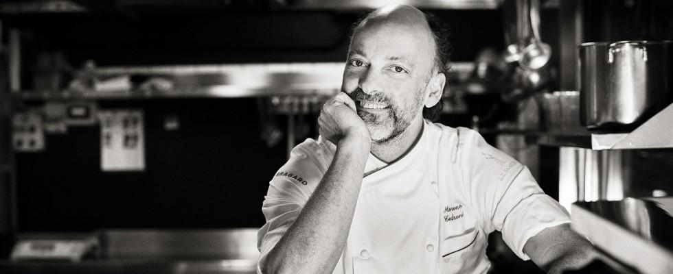 Chef in quarantena: i primi piatti di Moreno Cedroni