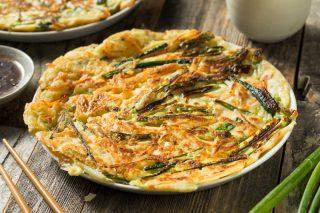 Pajeon: pancake coreano