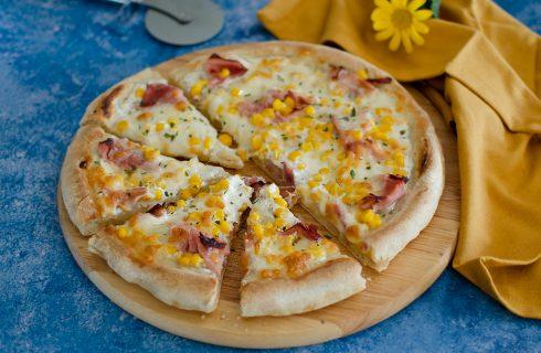 Pizza Mimosa: un classico