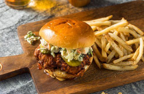 Pollo piccante, Nashville style