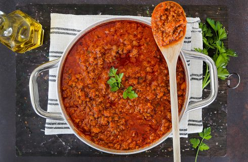 Ragu alla toscana: per la pasta fatta in casa