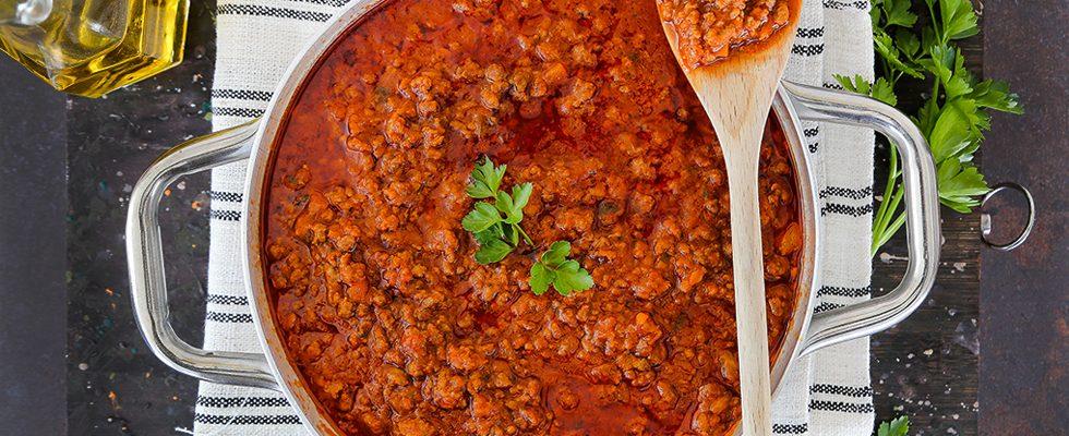 Ricetta Ragu Alla Toscana Per La Pasta Fatta In Casa Agrodolce