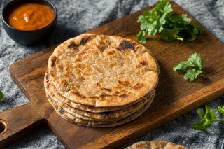 Roti, il pane indiano senza lievito