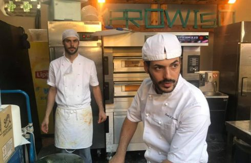 I racconti del Professore: chi è Sami El Sabawy, nuovo re della pizza romana