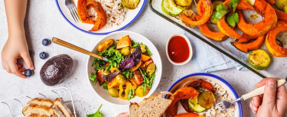 5 modi per rendere le verdure le protagoniste di un piatto