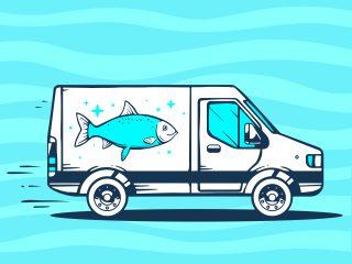 How to: acquistare il pesce tramite delivery