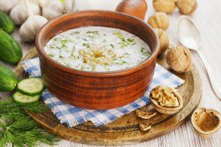 Tarator: ricetta originale bulgara