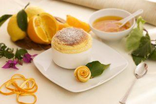 Soufflè di limoni