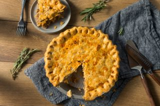 Tourtiere canadese