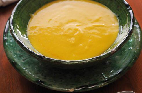 Vellutata di carote al bimby