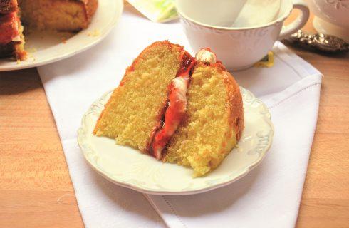 Victoria sandwich al bimby