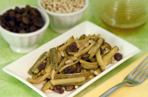 Zucchine ai profumi di Sicilia