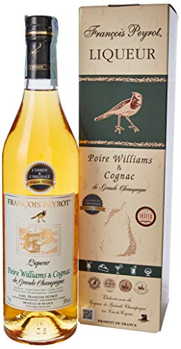 François Peyrot Cognac alle pere Williams