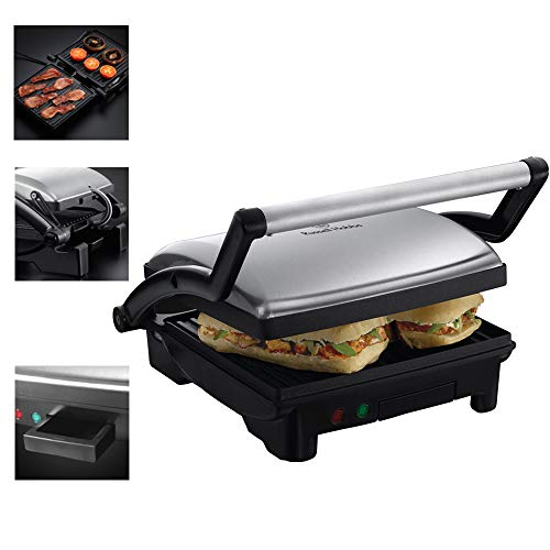 Tostiera scalda panini grill Russel Hobbs