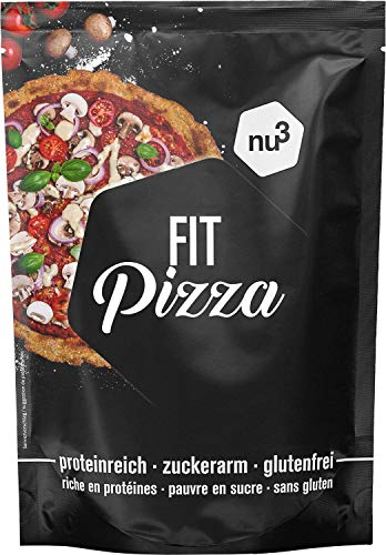 Fit Pizza mix di farine low carb