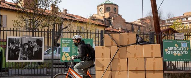 Bologna: mangiare bene con il delivery