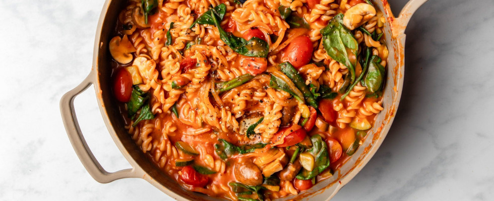 11 ricette one pot per lavare meno piatti possibile